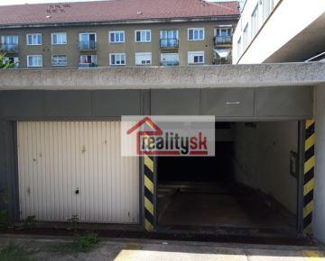 Predaj garáže na Liptovskej ul., Bratislava Nivy