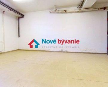 REZERVOVANÉ!!! Na prenájom sklad 67 m2 Banská Bystrica - Zvolenská cesta