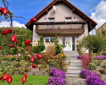 PRENÁJOM, 4i rodinný dom s krásnou záhradou, Rudina (Kysucké Nové Mesto)