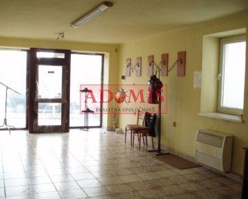 ADOMIS - predám ( prenájom) rodinný dom, Moldava nad Bodvou