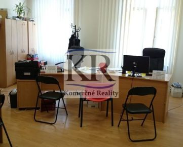 Kancelárie na prenájom 120 m2, Štefánikova, Nitra
