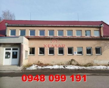 Kancelárie na prenájom v meste Zvolen