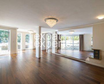 Výnimočný 5i byt, 214 m2, nezariadený, klimatizácia, Diplomat Park