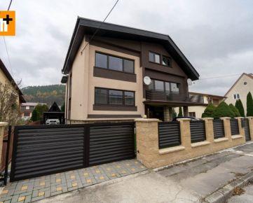 Na predaj Žilina Považský Chlmec 2 Generačný rodinný dom - exkluzívne v Rh+