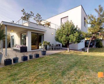 REZERVOVANÉ:Moderná novostavba, ideálny dom pre rodinný život v Marianke.