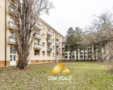 DOM-REALÍT ponúka 2izb byt v Ružinove, Ostredková ul.