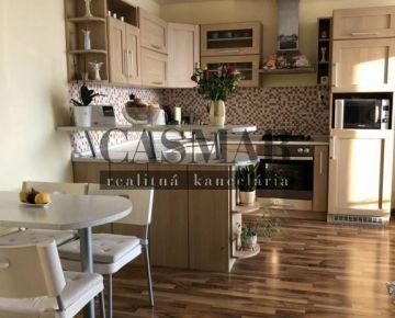 Predaj 3-izbový byt s krásnym výhľadom na ulici R. Dilonga v Trnave