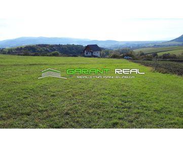GARANT REAL - predaj stavebný pozemok, 1293 m2, Podhorany, okres Prešov