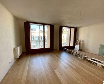 Predaj 1-izbového apartmánu v štandarde, novostavba, 46,85 m2, Konventná ul., Bratislava - Staré Mesto