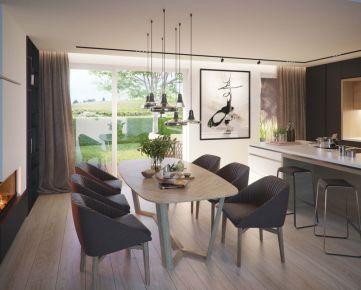 Na predaj 4 izbový byt v novostavbe Banskej Bystrici, časť  Graniar