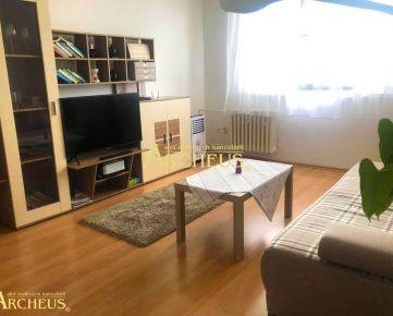 PRENÁJOM: 1-izbový byt so zariadením a internetom, Bratislava - Dúbravka