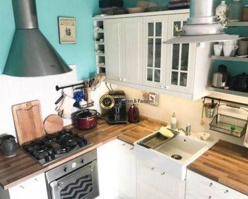 Predaj, krásny 3 izb. byt v Seredi - kompletná rekonštrukcia