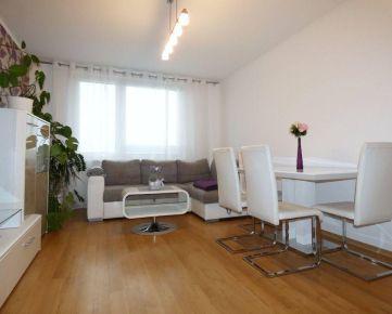 3-izbový byt s balkónom na Družbe v Trnave