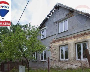 Na predaj rodinný dom, Vysoká pri Morave