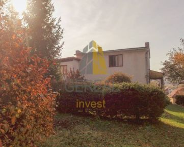 GEREAL - na predaj rodinný dom Ubľa