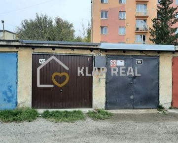 NA PREDAJ radová garáž, Čárskeho ul., Košice - Sever