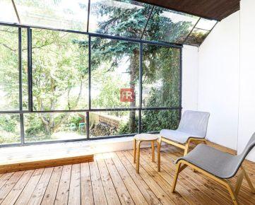 Na prenájom priestranný 3 izbový rodinný dom pri Horskom parku s 2 parkovacími miestami