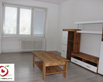 Prenájom  2-izbový byt s balkónom na Špačinskej ulici v Trnave