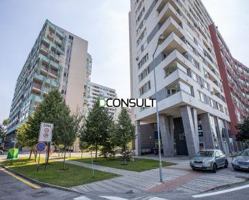 PREDAJ, garážového státia v bytovom komplexe Koloseo na Tomášikovej ulici