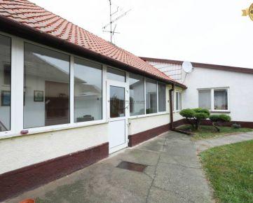 Na predaj priestranný 6-izbový rodinný dom vo Vysokej pri Morave