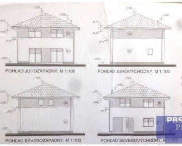 --PBS-- +NOVOSTAVBA Dvojpodlažný RD 4+1, pozemok 431 m2 v novovybudovanej lokalite Trnavy - Za Traťou+