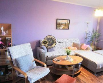 EXKLUZÍVNE 3 - izbový byt na Sitoti