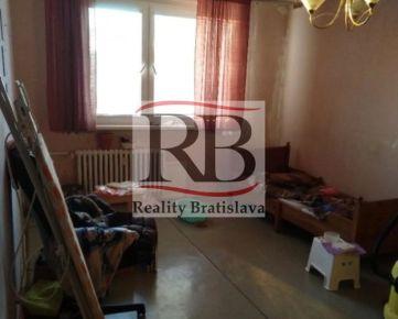 Na predaj 2 izbový byt na Námestí Hraničiarov v Petržalke