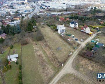 Pozemky pre MOBILNÉ DOMY, Žilina – Hradisko, od 480 m2 do 1239 m2.