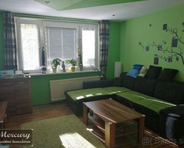 Super cena!!! 2 izb. prerobený na 3 izb. byt v Bratislave Rači s klimatizáciou a zariadením