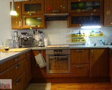 Na prenájom 3 izbový byt + záhradka Dunajská Lužná