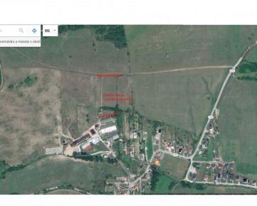 Na predaj orná pôda Žilina Brezany 1580m2 - exkluzívne v Rh+