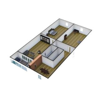 3 izbový byt, Sabinovská, 69 m² - Prešov