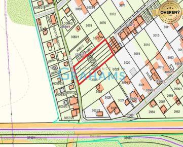 GRAHAMS-PREDAJ stavebného pozemku 790m2 Parenicová ul. PB