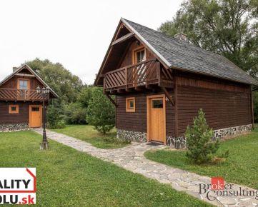 Rekreačná chata Liptovský Mikuláš na predaj