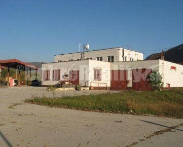 Predaj administratívno-priemyselný areál Jelšava, okr.Revúca-ZNÍŽENÁ CENA