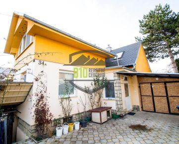 LUKRATÍVNA PONUKA - Rodinný dom v bytovej oblasti + GARÁŽ - Trenčín Bavlnárska