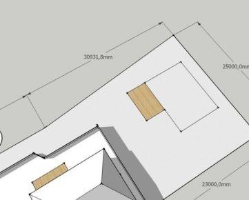 Pozemok pre bývanie Žilina Krasňany na predaj - exkluzívne v Rh+