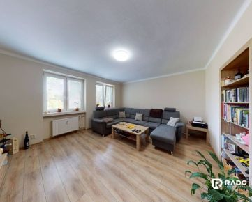 REZERVOVANÉ - Na predaj 2,5 izbový byt v TOP lokalite Trenčína