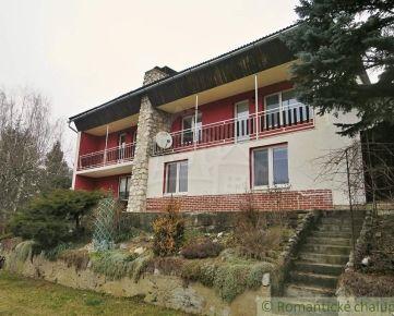 Sedemizbový dom s krásnym výhľadom v Medzeve