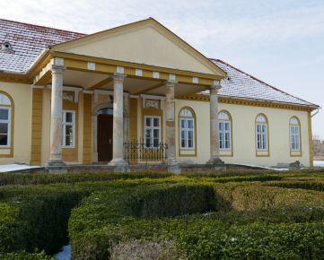 Kaštieľ Dubník - rodinné sídlo