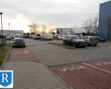 IMPREAL »»»  Petržalka  »» Budatínska 20 »» Vonkajšie parkovacie miesto na vyhradenom pozemku za rampou ( otváranie na DO ) » cena 55,- EUR / mesačne