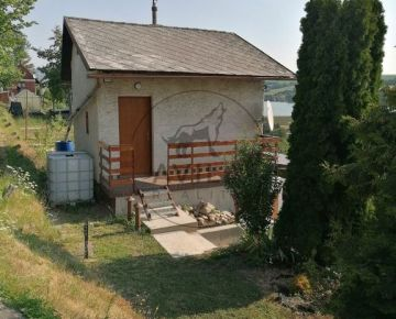 Na predaj rekreačná chata s pozemkom 455m2 pri Kunovskej priehrade