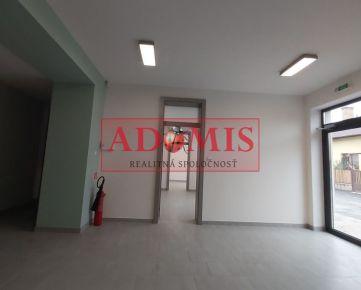 Prenájom -  lukratívny priestor, novostavba, budova, Košice JUH, Kalinčiakova ulica - štartovacia zľava na 6 mesiacov