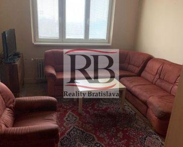 Prenájom 1i byt na Ostredkovej ulici v mestskej časti Ružinov