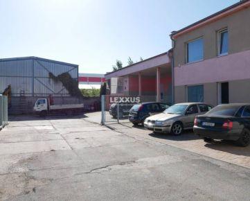LEXXUS-PREDAJ, Areál s budovami na podnikanie v objekte TAZ v Trnave.