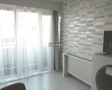LEXXUS-PRENÁJOM, veľký zariadený 1i byt, Zámocká, Staré Mesto, BA I
