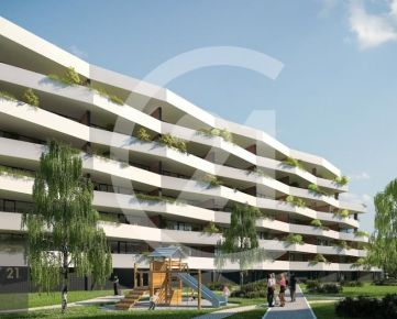 CENTURY 21 Realitné Centrum ponúka -2. izb. byt v jedinečnom projekte Lago II.
