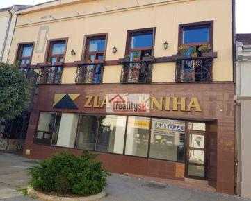 Prenajmem výnimočný byt v centre Nitry