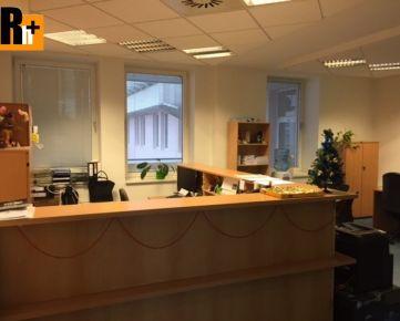 Na prenájom kancelárie Bratislava-Staré Mesto Gorkého - TOP ponuka