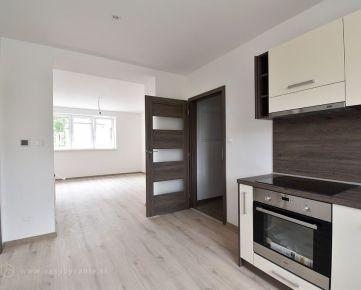 PREDANÝ!!!  3-izbový byt s podlahovým kúrením centre mesta, nová rekonštrukcia!